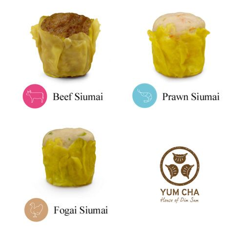 Dim Sum Mixed Packages